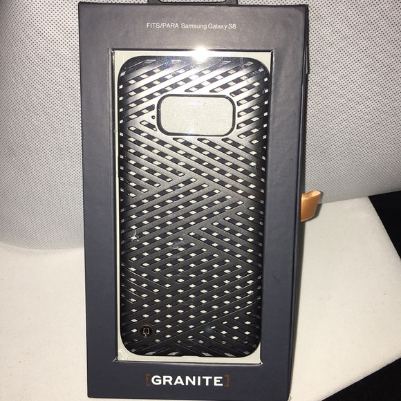 granite accessories samsung galaxy s8 or s8 plus mesh case poshmarksamsung galaxy s8 or s8 plus mesh case